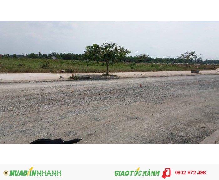 Đất nền dự án huyện bình chánh, giá chỉ 426 triệu/nền