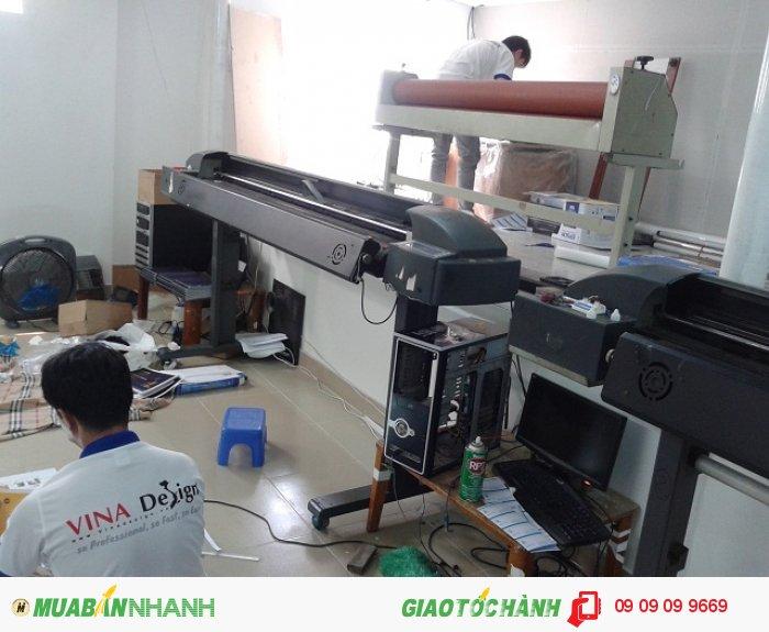 Với dàn máy in kỹ thuật số hiện đại việc in thực đơn với chất liệu PP đ�...