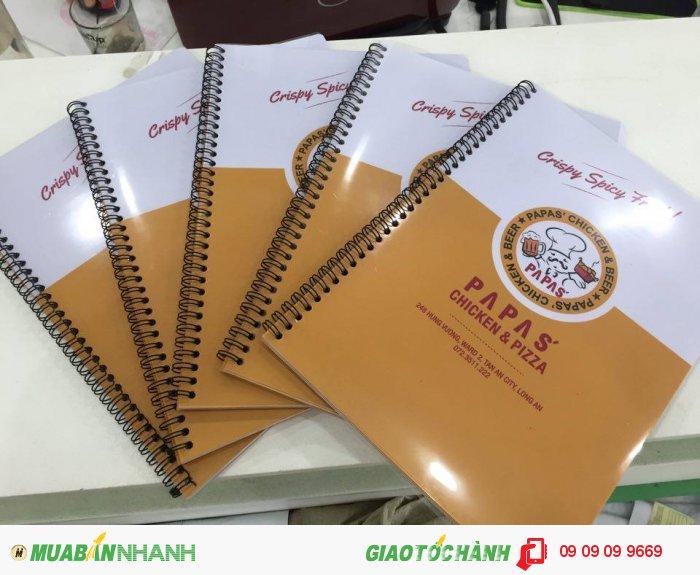 In thực đơn cho nhà hàng Papas' Chicken & Pizza - Tân An, Long An - Nhà hàng Gà rán Hàn...
