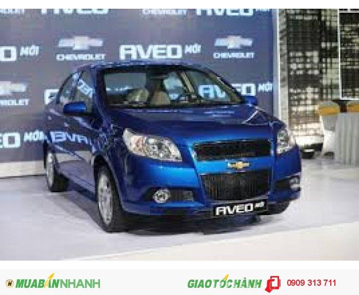 Chevrolet Aveo sản xuất năm 2016 Số tay (số sàn) Động cơ Xăng
