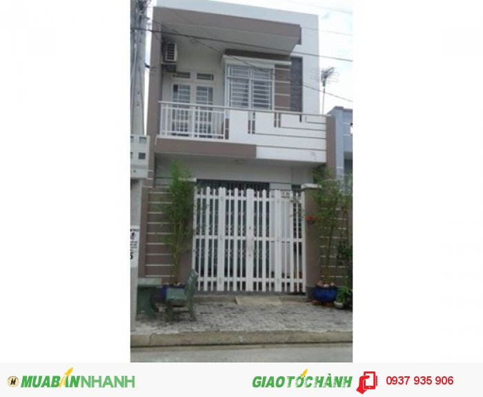 Nhà sổ riêng giá rẻ, 418 Nguyễn Thị Nén, Hóc Môn