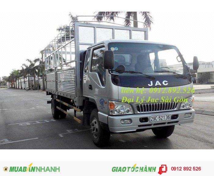 Giá xe tải JAC 9.1 tấn - Bán xe tải JAC 9 tấn - Giá xe tải JAC 9.1 tấn