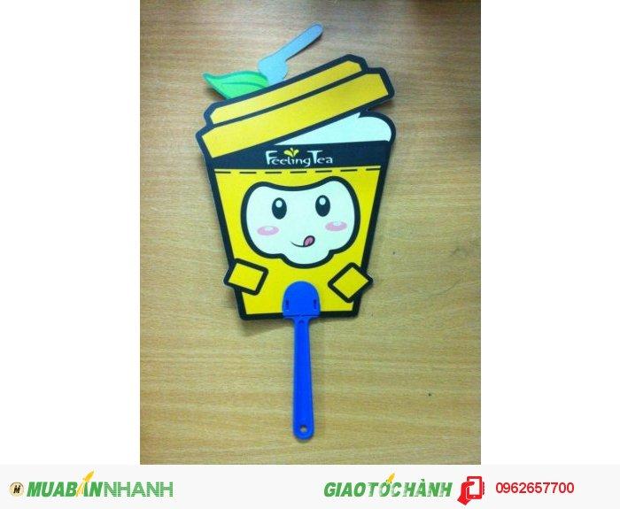Quạt nhựa chất liệu PVC2