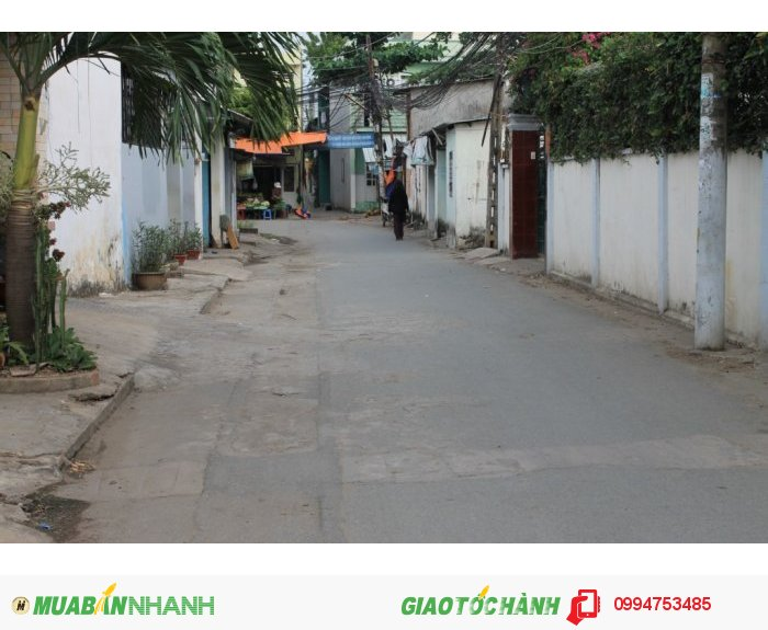 Bán nhà HXH DT 5mx27m quận Bính Chánh