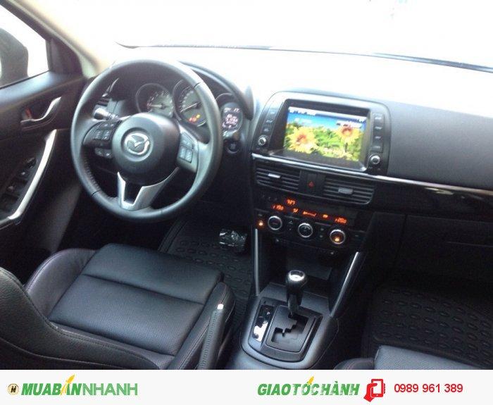 Hỗ trợ Bán xe Mazda CX5 2015 AT, 985 triệu