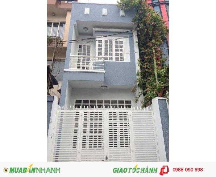 Bán gấp mặt tiền Thích Minh Nguyệt, P.2, Tân Bình. DT 3.6x12.5m