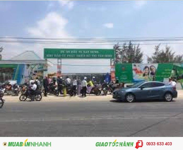 Bán đất DĨ AN Khu đô thị Tân Bình giá cực rẻ 400tr/70m2.
