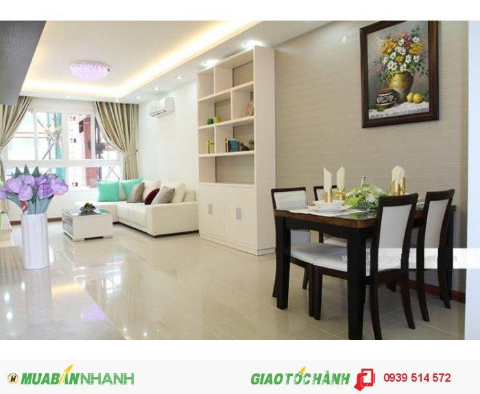 Căn hộ Thành Thái trung tâm Q.10 với 4 tầng thương mại - chuẩn bị mở bán
