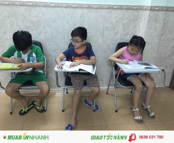 Chương trình tiếng Anh trẻ em tập trung phát triển khả năng phản xạ trong giao ti...