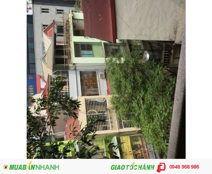 Nhà tập thể Nam Thành Công gần Láng Hạ Thái Hà Huỳnh Thúc Kháng Hà Nội 45m2 giá 1.35 tỷ