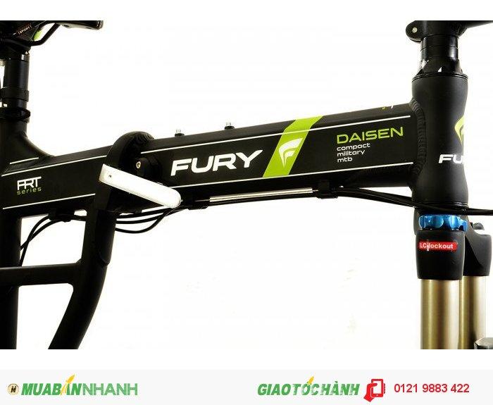 Xe đạp gấp địa hình 26 inch Fury