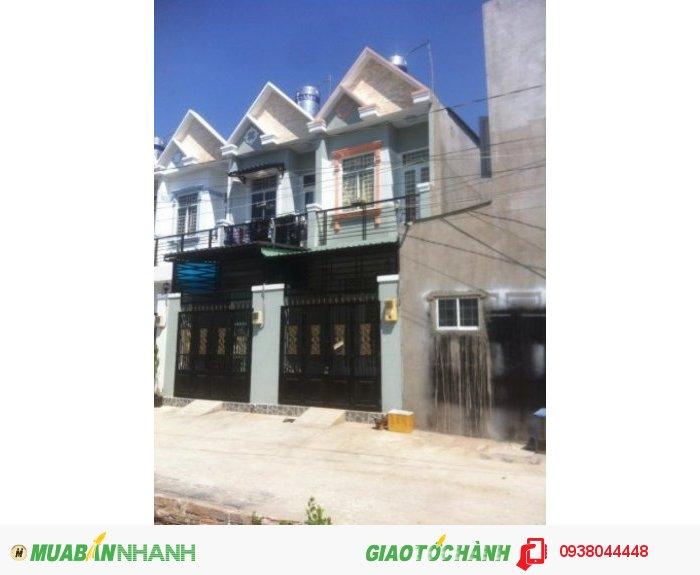 Bán Nhà 1 Trệt 1 Lầu, Đường Lê Văn Lương. 790tr