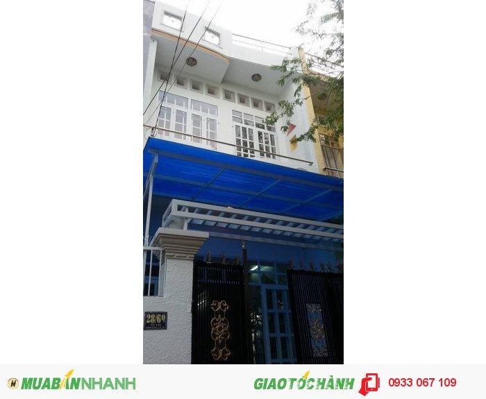 Nhà bán đường Bùi Quang Là, Sổ hồng bao sang tên