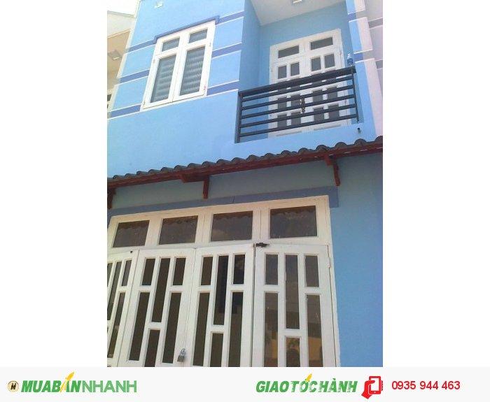 Nhà 1 trệt 3 lầu, SHR, đường số 1, ngã 4 Vĩnh Lộc, 6PN, 4wc, 168m2