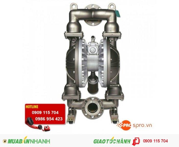 Bán máy bơm màng khí nén YAMADA giá rẻ, miễn phí lắp đặt3