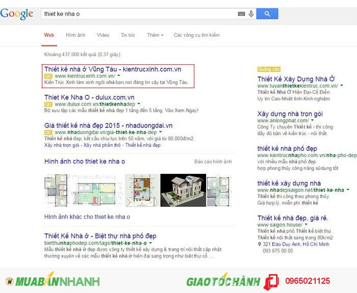 Quảng cáo google AD uy tín, giá rẻ
