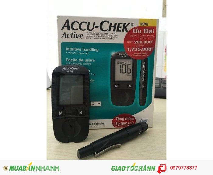 Máy Đo Đường Huyết Accu-Chek Active New1