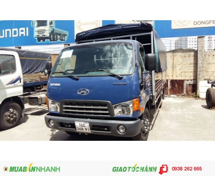 Xe tải Hyundai HD99 6t4