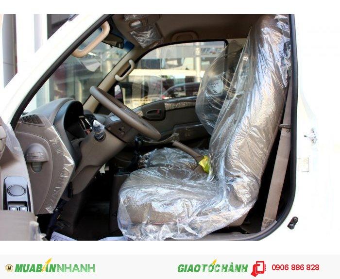Hyundai Tải Porter H100 2016-Xe có sẵn-Tặng ngay phí trước bạ