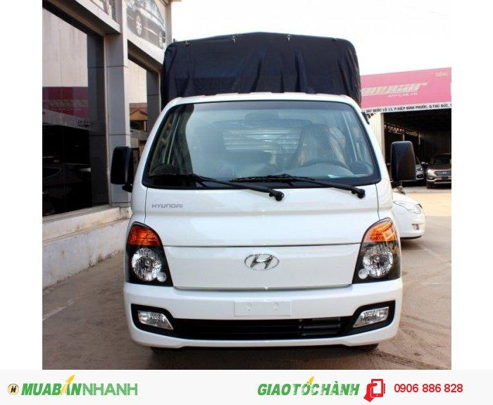 Hyundai Tải Porter H100 2016-Xe có sẵn-Tặng ngay phí trước bạ 4