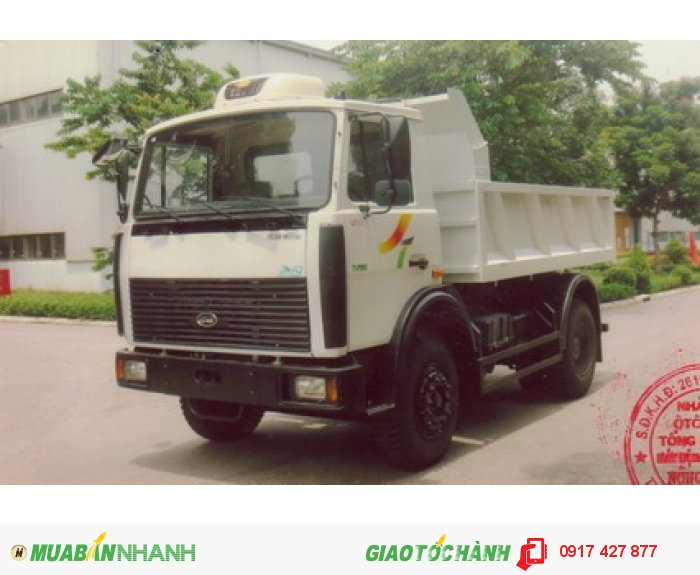 Xe tải ben Veam 8 tấn được nhập khẩu từ belarut|| cam kết giá rẻ nhất