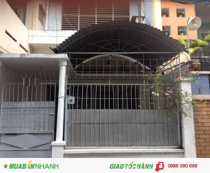 Bán gấp nhà mặt tiền đường Nguyễn Trọng Tuyển, P.2, Tân Bình. DT 6.1x15m, NH 10.3m