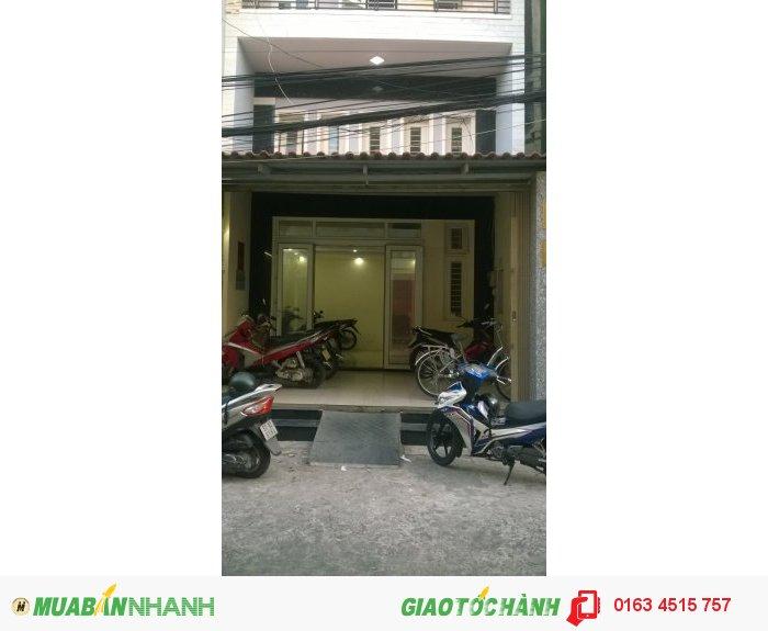 Cho thuê nhà 2 lầu MT Phan Văn Hớn, P. Tân Thới Nhất, Q.12 DT 5,1x27m