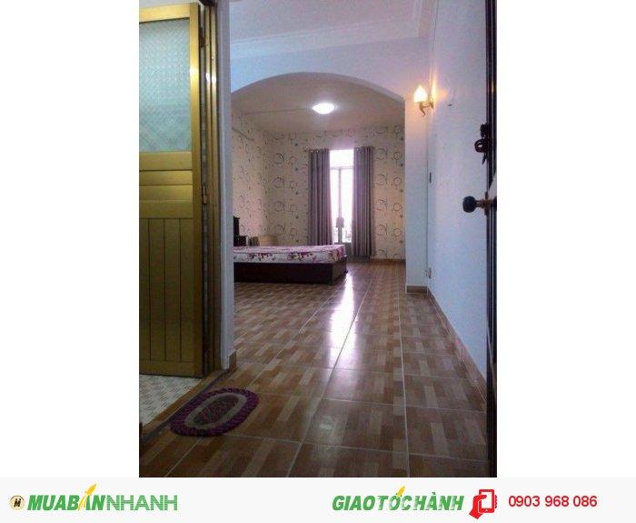 Căn hộ cao cấp 24m2-40m2 giá rẻ mặt tiền đường Đinh Bộ Lĩnh, trung tâm Bình Thạnh.