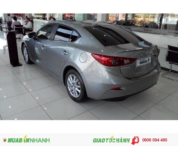 Mẫu xe Mazda 3 1.5AT bán chạy nhất