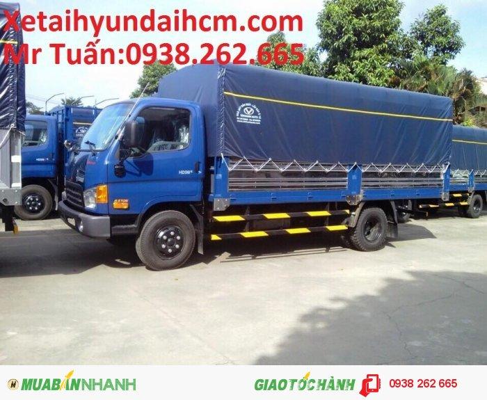 Xe tải Hyundai HD99 6.4 tấn