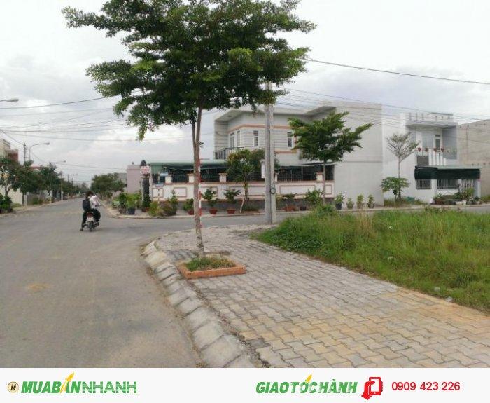 Đất nền KĐT sinh thái lớn nhất khu vực Tây Sài Gòn,giá chỉ 234tr/nền,SHR,xây tự do