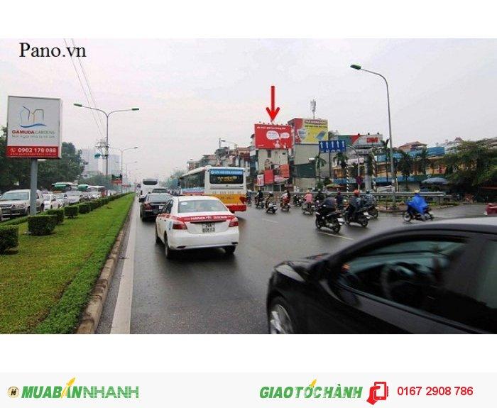 Pano nằm gần nút giao thông Hầm Kim Liên rất đông phương tiện giao thông, là cửa ngõ Phía Nam của Thành phố.