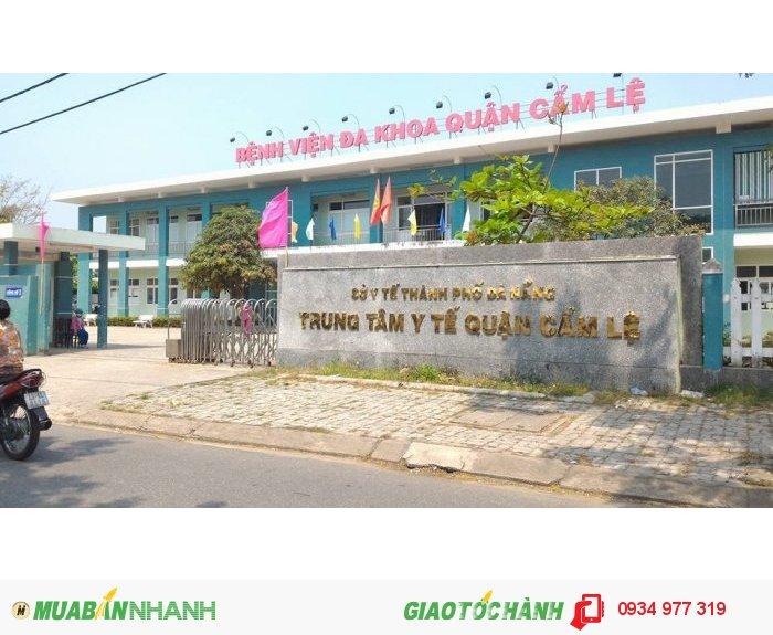 Đất nền trung tâm Đà Nẵng, quận Cẩm Lệ, giá rẻ.