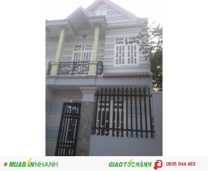 Cần bán nhà 1 lầu đường Trần Văn Mười, Hóc Môn, SHR,