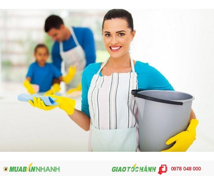 Dịch vụ giúp việc nhà theo giờ tiếp thêm năng lượng cho gia đình bạn