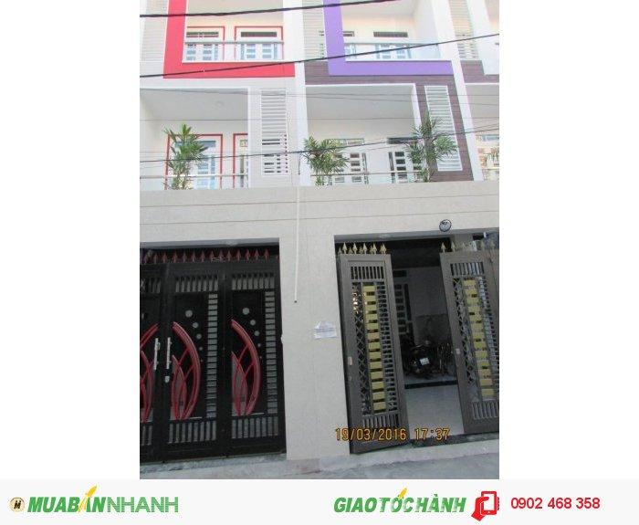 Nhà mới dọn vào ở ngay 4PN 6WC đường 22 Phạm Văn Đồng, Thủ Đức