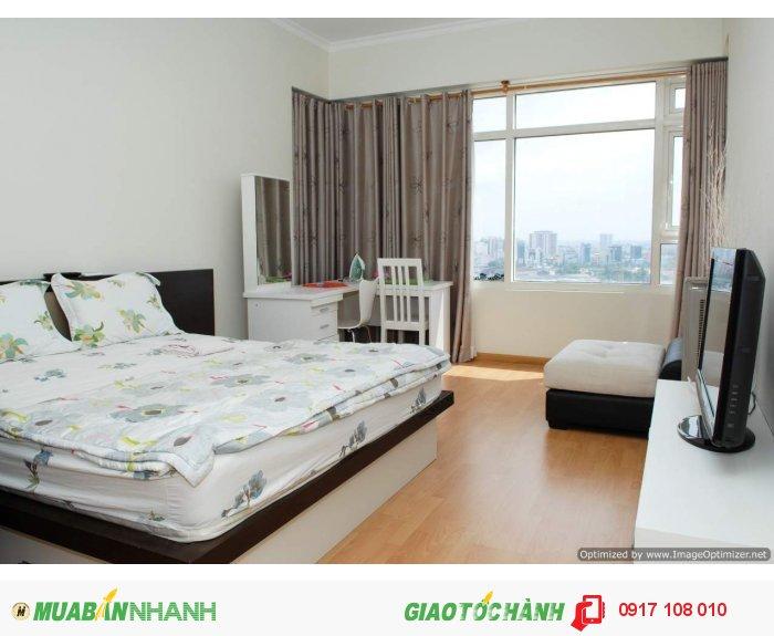 Bán căn hộ Sài Gòn Pearl giá 4.1 full nội thất, tầng cao view đẹp- tin thật 100%
