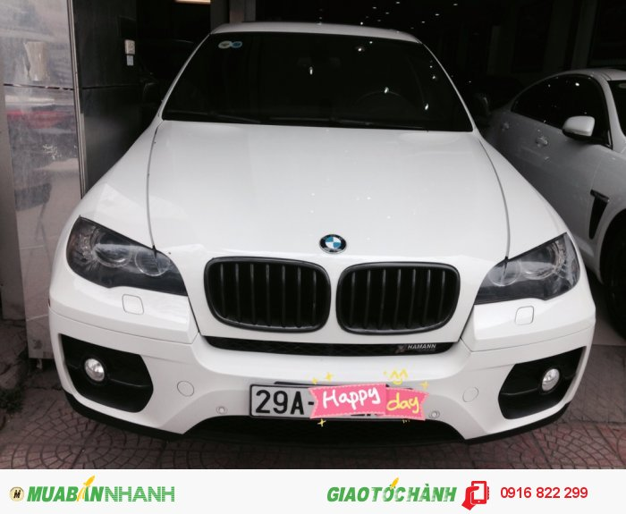 BMW X6 sản xuất năm 2010 Số tự động Động cơ Xăng