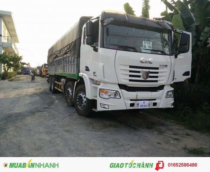 Mua bán xe tải Dongfeng trường giang 9,6 tấn = 9,6t = 9 tán 6 giá tốt nhất giao ngay