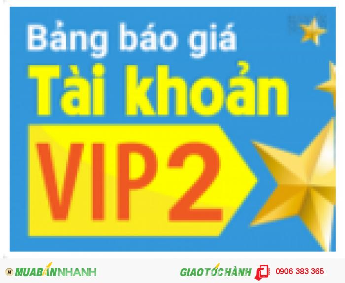 Tin hot! Tặng ngay 50% tài khoản VIP 2 khi tham gia gói 12 tháng!