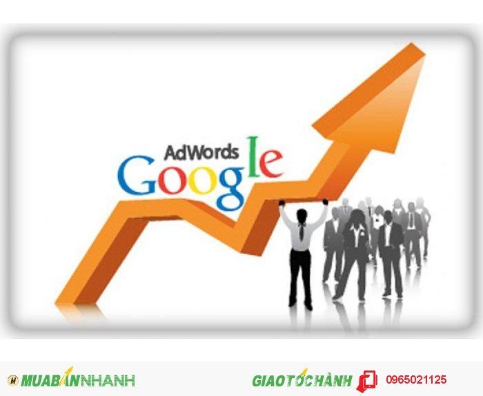 Quảng cáo google AD chất lượng