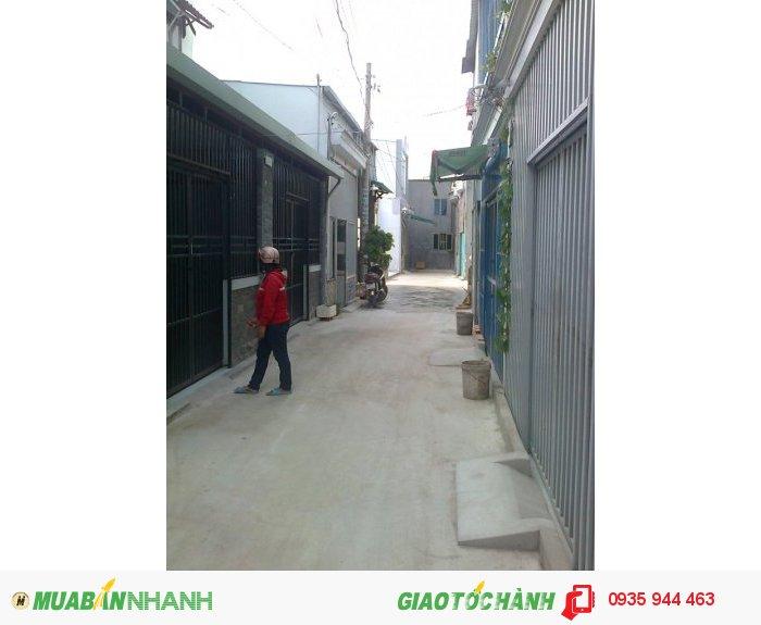 Cần tiền bán nhà cấp 4, MT kinh doanh, Trần Văn Mười,42m2