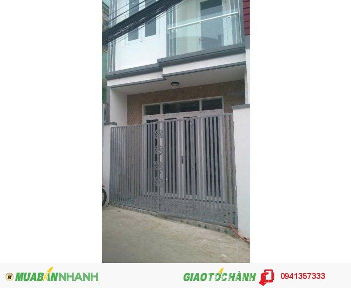 Bán Nhà 2 Tầng Mới Kiệt 5m Điện Biên Phủ Quận Thanh Khê