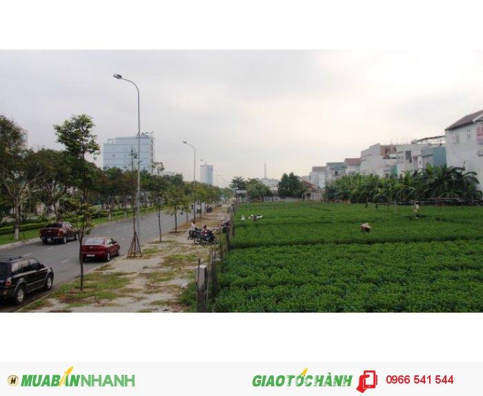 Bán đất mặt tiền đường 30 Tháng 4, bên cạnh công ty lớn AAC