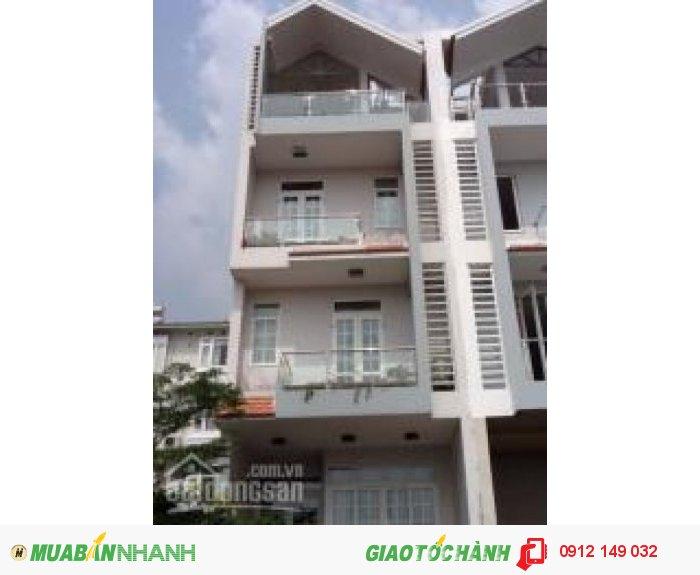 Bán nhà phố KDC Him Lam Kênh Tẻ, Q. 7, DT 100m2, giá 11,5 tỷ