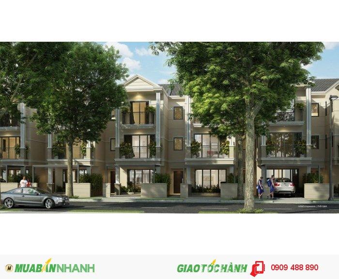 Điểm nổi bật của dự án nine south estate và uy tín từ chủ đầu tư