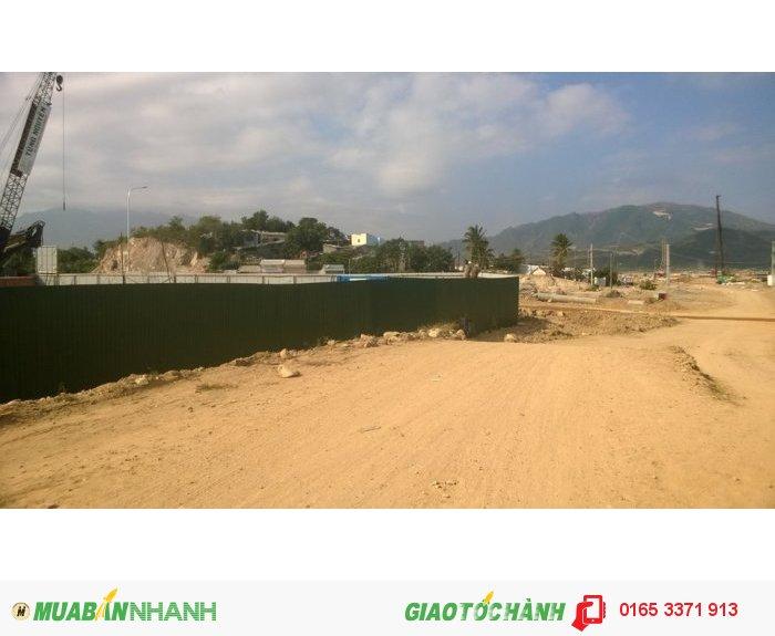 Cần tiền bán lô đất LK5-12 Hướng Tây Nam gói 5 Thái Hưng khu đô thị Mỹ Gia – Nha Trang 100m2 630triệu