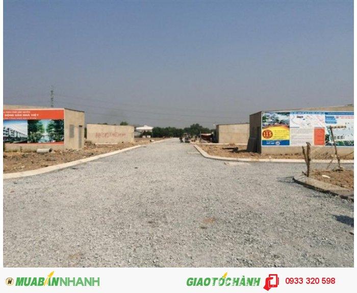 Mở bán đất nền KDC Bình Chiểu 4 đường Ngô Chí Quốc đường nhựa 16 m
