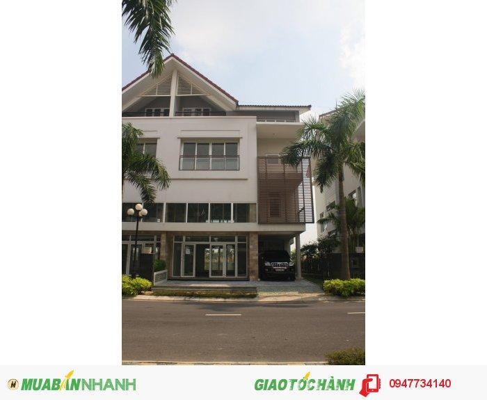 Cần bán gấp biệt thự Ngân Long- KDC Phú Long