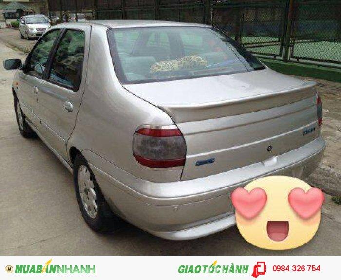 Fiat QM5 sản xuất năm 2003 Số tay (số sàn) Động cơ Xăng